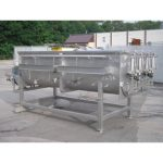 T-4943 10,000 lb. Dual Ribbon Blender