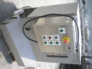 T-0821-O Stainless Steel Mixer with Fuel Pump